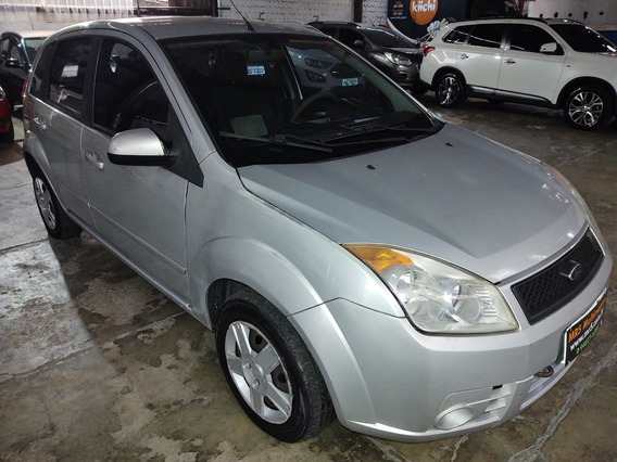 Ford Fiesta 1.0 8v 5p 2008 Completo Financio Sem Entrada