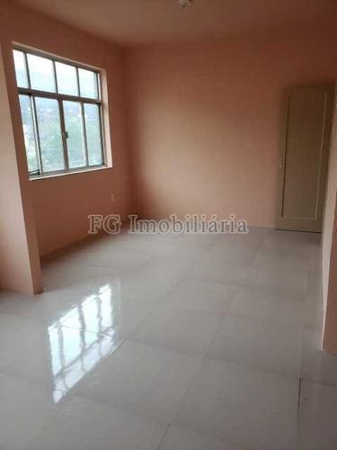 Imagem 1 de 15 de Apartamento No Engenho De Dentro - Caap20412