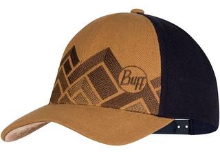 Gorra Snapback Marca Buff® Mod. Naran Multi