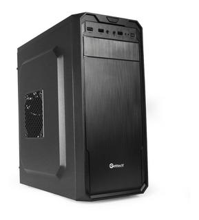 Gabinete Getttech Gg1803 Atx/micro Atx /fuente De 500w/ Usb