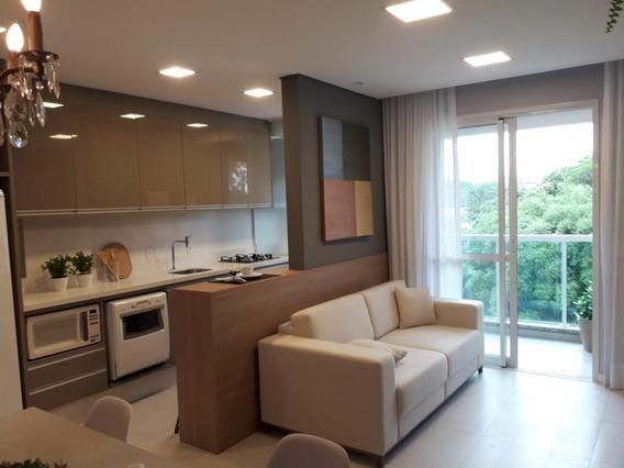 Apartamento Em Centro, São José/sc De 45m² 1 Quartos À Venda Por R$ 212.000,00 - Ap186312