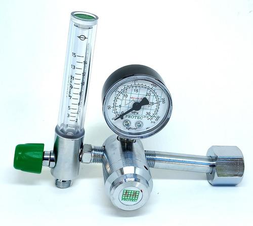 Regulador De Pressão De Oxigênio Medicinal