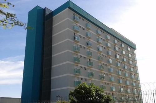 Imagem 1 de 8 de Apartamento Com 1 Dormitório Para Alugar, 30 M² Por R$ 850,00/mês - Edifício Camburí - Bauru/sp - Ap1324