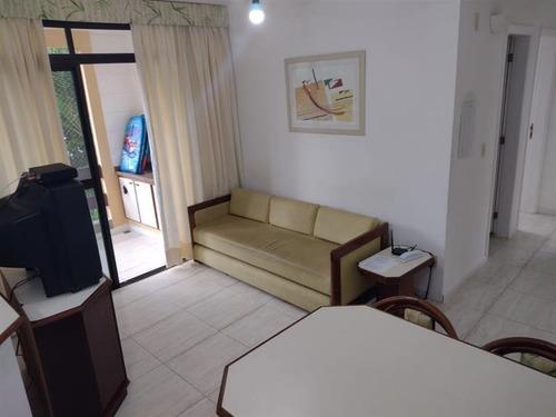Imagem 1 de 27 de Apto  Flat Na Riviera De São Lourenço. 55 M², 2 Dormitórios Sendo 1 Suíte E 1 Vaga De Garagem. - 14596
