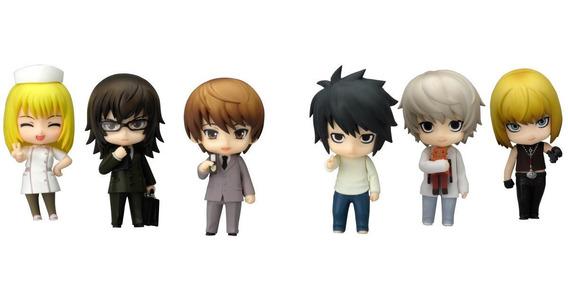 Nendoroid Petite Death Note Collection 02