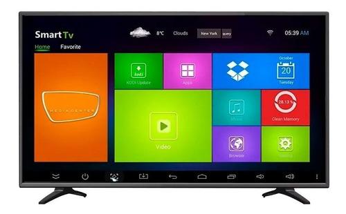 Smart Tv Asano 32' Hd Android 7.0 Sintonizador Digital Loi