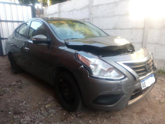 Nissan Versa 1.6 Sense At Chocado