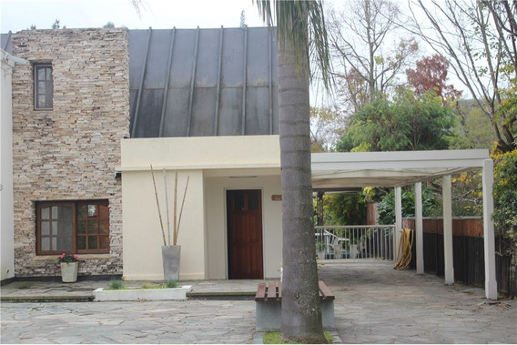 Casa Nautico Escobar 5 Ambientes Con Pileta !