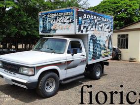 Chevrolet A20/d20 1989/90 Báu Furgão + Chapeu
