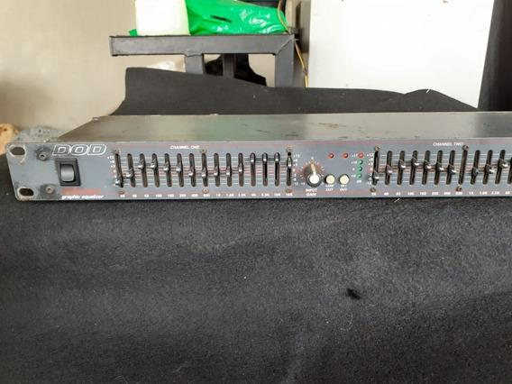 Equalizador Dod - 430seriesii