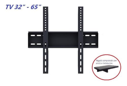 Rack Fijo  Para Tv 65 PuLG / Envios / Instalación
