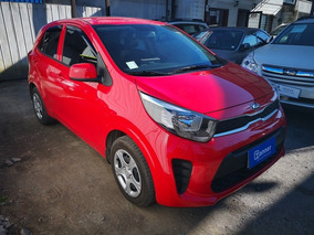 Kia Morning 1,0 Lx 2018 $ 5.690.000