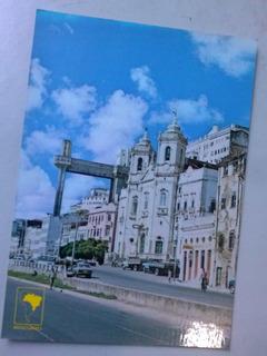 Cartão Postal Salvador - Igreja Nossa Senhora Da Conceição -