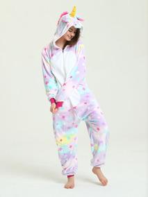 Pijama Kigurumi Unicornio Estrellas + Envío Gratis