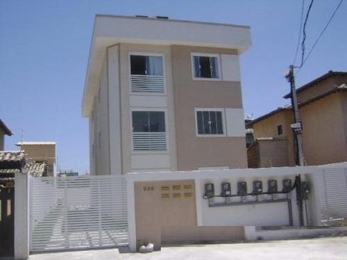 Apartamento Em Recreio, Rio Das Ostras/rj De 68m² 2 Quartos À Venda Por R$ 220.000,00 - Ap720665