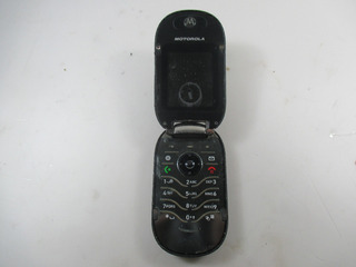 Celular Motorola U6 Com Defeito Leia