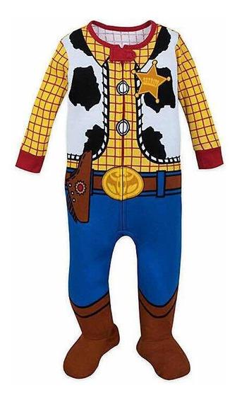 Disfraz Mameluco Woody Toy Story 4 Bebé Orig. Disney Store