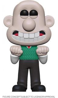 Funko Pop! Wallace & Gromit Wallace