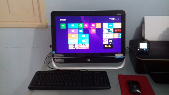 Computador Hp Windows 8 Pavilion 20