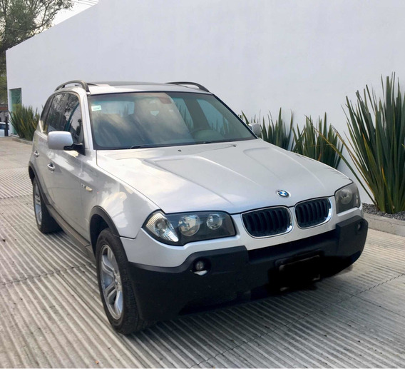 Bmw X3 2.5 Si Top Line 6vel At 2005