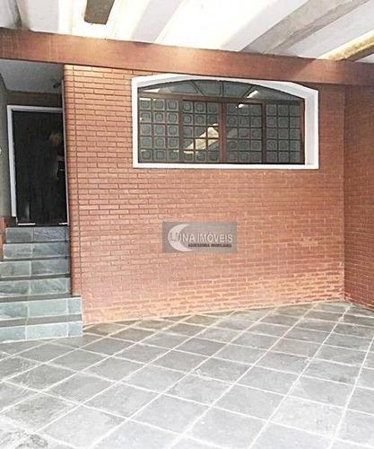 Sobrado Com 4 Dormitórios À Venda, 115 M² Por R$ 460.000,00 - Paulicéia - São Bernardo Do Campo/sp - So0723