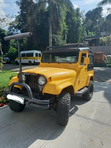 Imagem 1 de 10 de Jeep Willys Automático