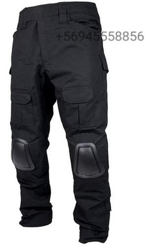 Pantalon Tactico Negro Policial Operativo Mercado Libre