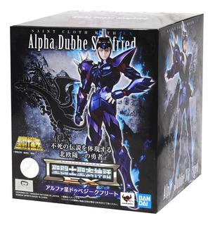 Cloth Myth Ex Alpha Siegfried Dubhe Saga Asgard - Bandai