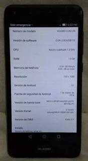 Celular Huawei Y5ii Negro