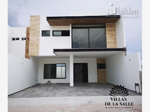 Imagen 1 de 9 de Casa Sola En Venta Fracc Villas De La Salle