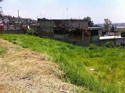 Terreno En Venta En San Rafael Chamapa, Naucalpan.