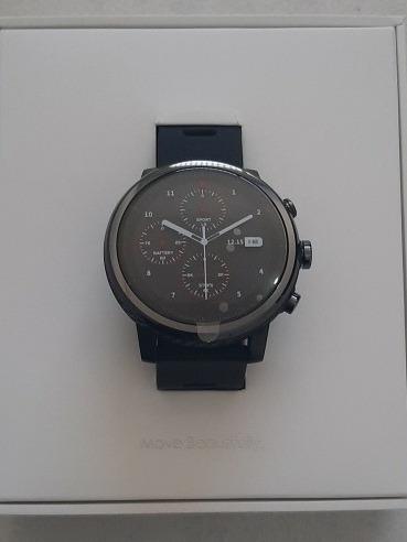 Smartwatch Relogio Xiaomi Amazfit Stratos 2 A1619 + Nf