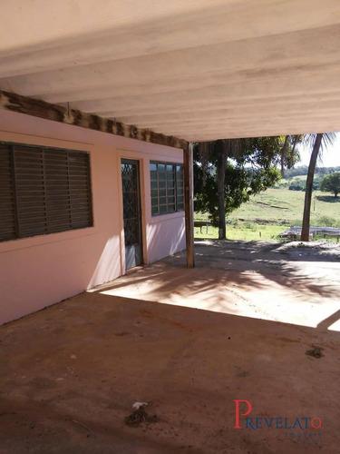Imagem 1 de 15 de Ch-7711 - Chácara Com 9.000 M² - Casa 4 Cômodos - Mirandópolis - Sp - Ch-7711