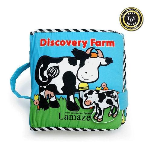 Discovery Farm - Libro Para Levantar Las Aletas De Tela...