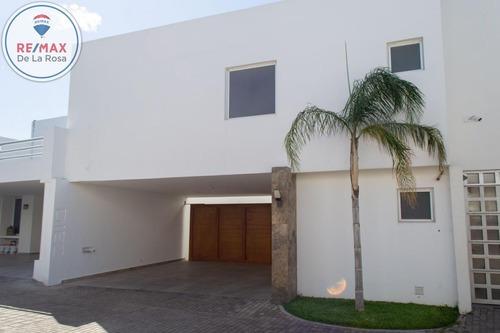 Casa En Renta Semi-nueva Al Sur De La Ciudad