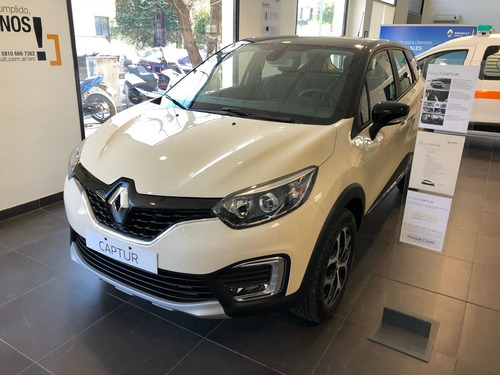 Renault Captur Cvt Intense Tambien Tasa 15% Oportunidad (lr)
