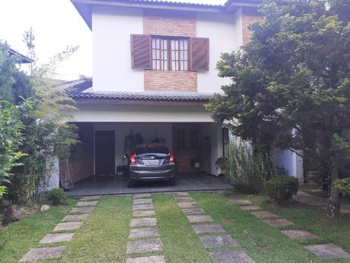 Casa Com 3 Dormitórios À Venda, 286 M² Por R$ 980.000,00 - São Paulo Ii - Cotia/sp - Ca4599