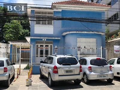 Casa Comercial Para Locação, Espinheiro, Recife. - Ca0052