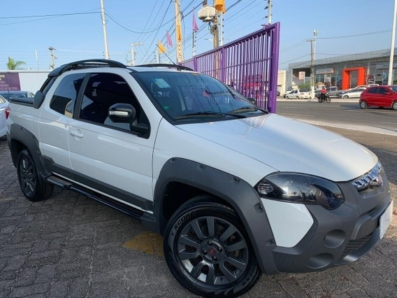 Strada 1.8 Mpi Adventure Cd 16v Flex 3p Manual 28233km