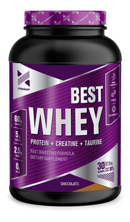 Xtrenght Proteina Whey 2 Lb Best Crecimiento Muscular