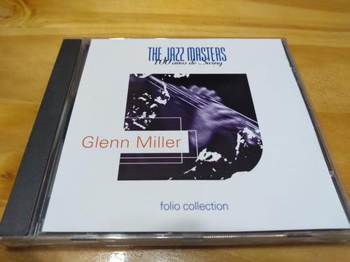 The Jazz Masters - Glenn Miller - Folio, 1996 - Cd - U