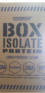 Box Isolate Protein 1814g Synthesize