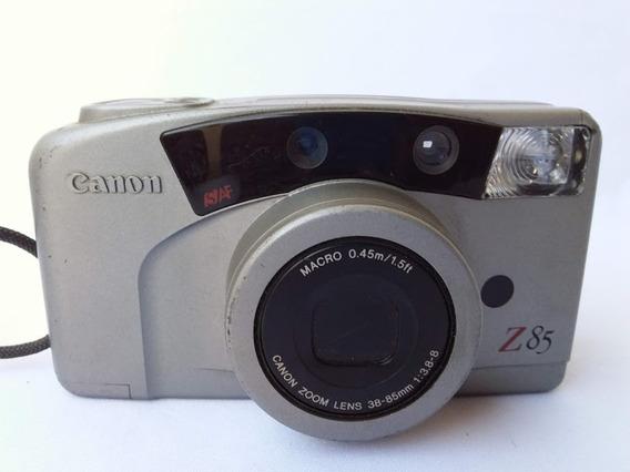 Antiga Câmera Fotográfica Canon (cod.4725)