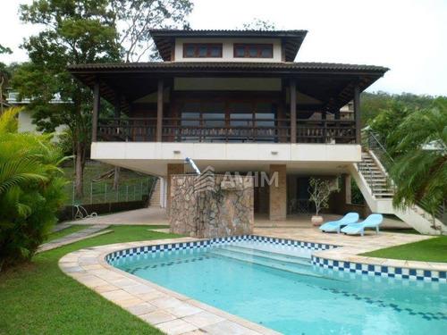 Imagem 1 de 17 de Casa À Venda, 300 M² Por R$ 1.650.000,00 - Engenho Do Mato - Niterói/rj - Ca0004