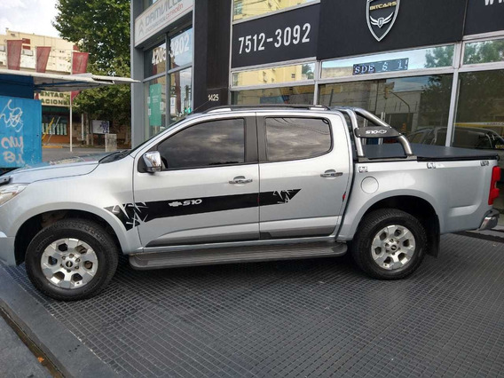Chevrolet S10 4x2 Ltz Cd 2013 Impecable
