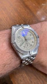 Breitling Cronomat Aço, Original, Oportunidade.