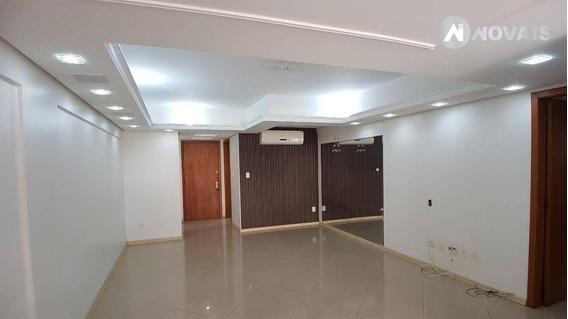 Apartamento Com 3 Dormitórios À Venda, 114 M² Por R$ 540.000,00 - Centro - Novo Hamburgo/rs - Ap2145