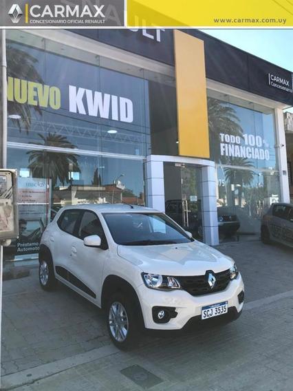 Renault Kwid 1.0 Intense 0km Usd 13.990
