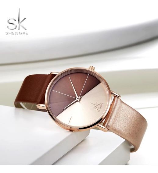 Relógio Feminino Shengke