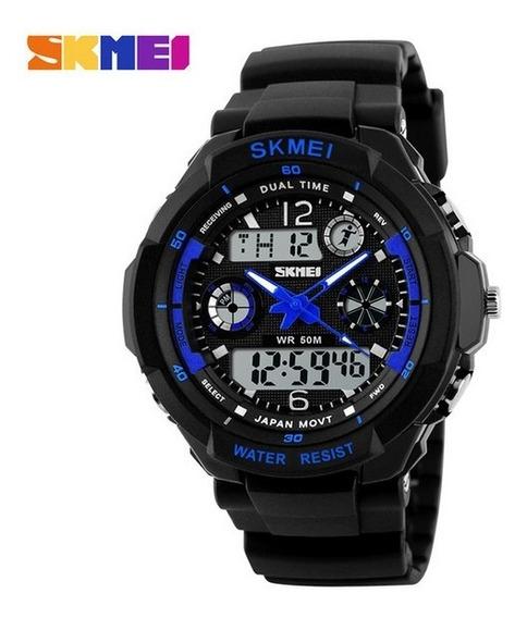 Relógio Modelo G Shock Skmei 0931 À Prova D